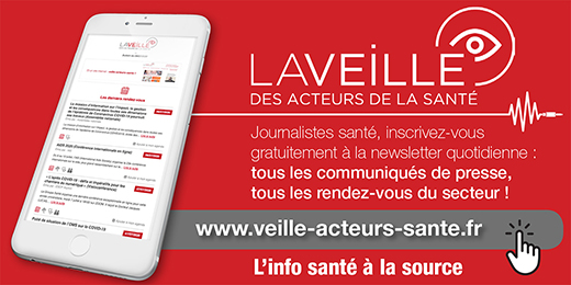 Journalistes santé, inscrivez-vous à la newsletter de La Veille – Site liste