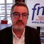 Daniel Guillerm, Président de la Fédération Nationale des Infirmiers (FNI)