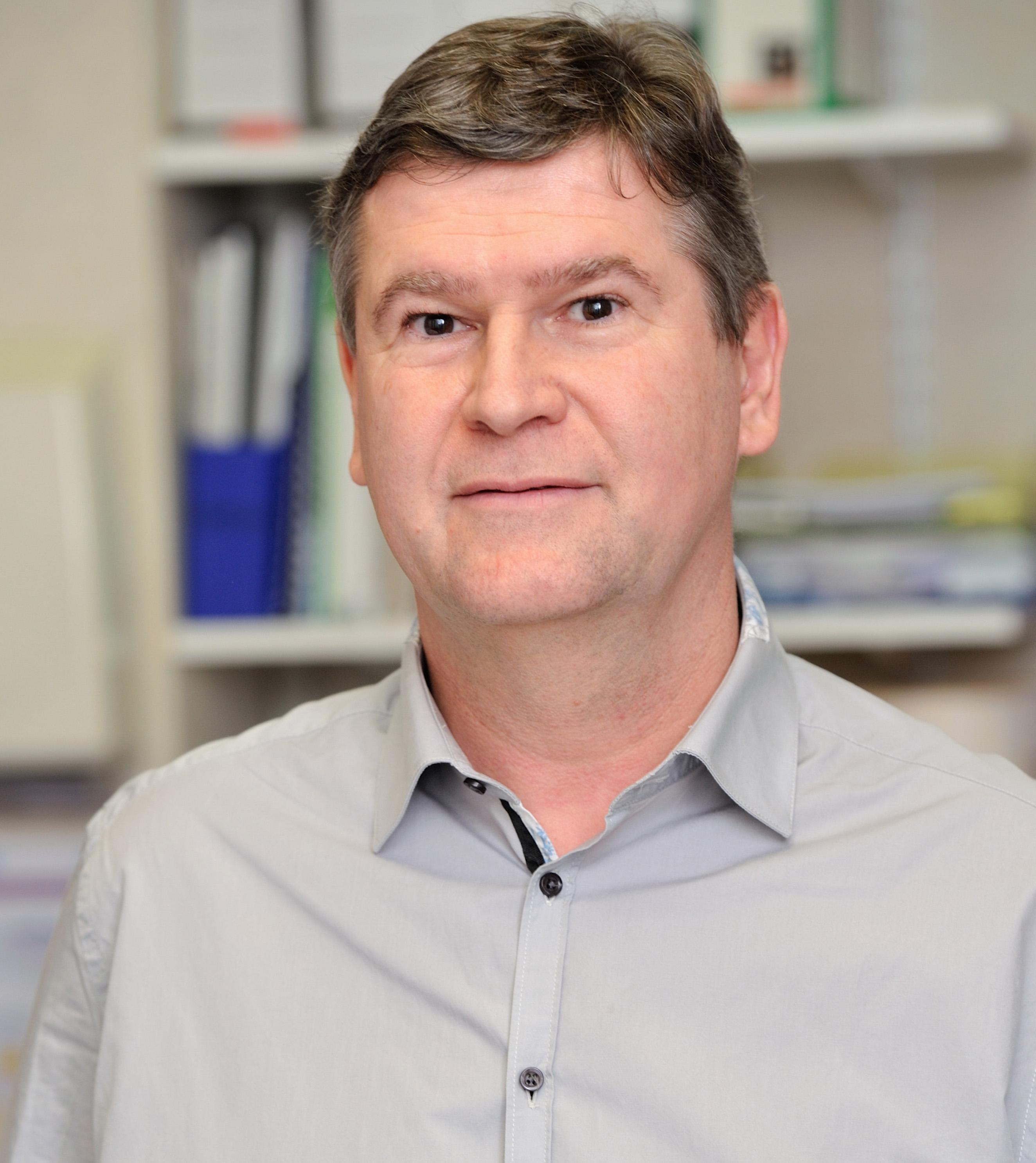 François Blanchecotte, président du Syndicat des biologistes
