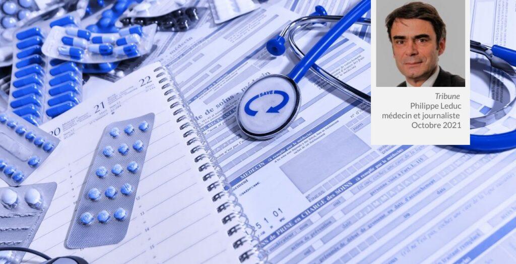 Veille acteurs Santé_Tribune_Philippe Leduc_Elysée 2022_Le plaidoyer des économistes de la santé, théorique mais salutaire_Site