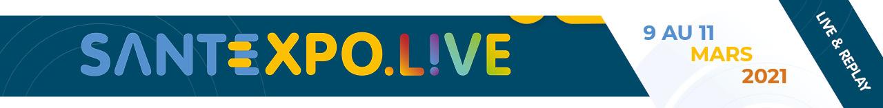 Salon Santexpo Live – Tête Site