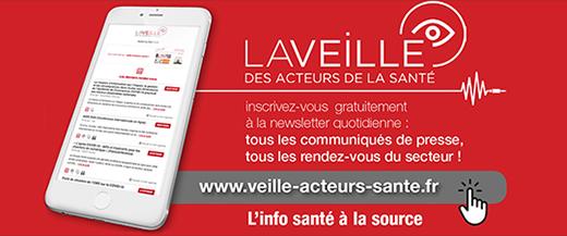 Inscrivez-vous à la newsletter de La Veille – Site liste